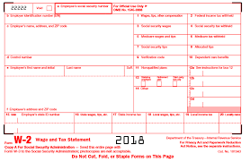 W 2 Wage And Tax Statement Data Source Guide Dynamics Gp