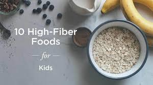 Metamucil Fiber Content Chart High Fiber Foods For Kids 10 Tasty Ideas