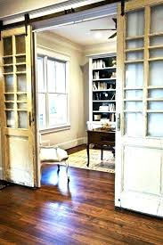 image of home office french doors transoms barn door office office french doors glass home