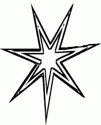 Small Picture Christmas North Star Coloring For Kids Christmas Coloring Pages