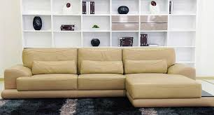 beige leather sofa. Image Of: Beige Leather Sofa Sectional