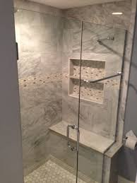 shower stalls with seats. Inspiring Shower Stalls With Seat At Beautiful Travertine Walk In Lowes Seats Pics