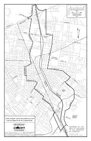 Expected loss of residential property values due to the lafayette connector