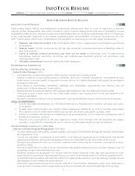 Senior Business Analyst Resume Example Best of Business Analyst R Gallery For Photographers Senior Business Analyst