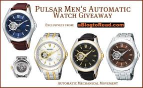 giveaway pulsar by seiko men s automatic watch ablogtowatch giveaway pulsar by seiko men s automatic watch giveaways