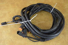 omc wiring harness boat parts johnson evinrude omc engine cable wiring harness 12 0585015 1996 05 40 50 hp
