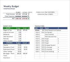 Salary Budget Spreadsheet Bi Weekly Budget Template Spreadsheet