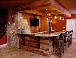 basement bar idea. Bar Chicago By The Amazing Rustic Basement Idea