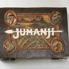Real Wooden Jumanji Board Game Jumanji board game Based off of the movie I wish I could have 67