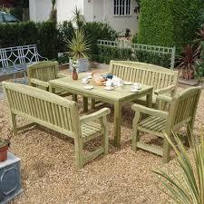 garden furniture. Tate Fencing Garden Furniture