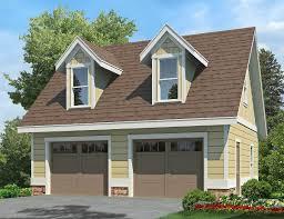 2 Car Garage Designs Plan 92081vs 2 Car Garage With Dormers Garage House Plans