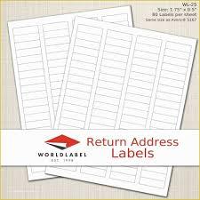 Free Printable Return Address Labels Templates Of Christmas