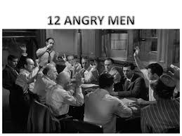 angry men about the movie • 12 angry men was initially produced for teleplay in 1954