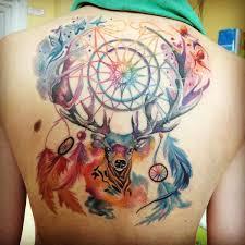 Cool Dream Catcher Tattoos Dreamcatcher Tattoo Meanings Dream Catcher Designs 100 95
