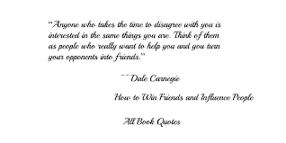 Influence Quotes Extraordinary Quotes From 'How To Win Friends And Influence People' By Dale Carnegie'