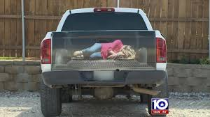 Company in Texas Fails Hard with Tailgate Decal of Bound Woman