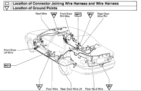 2001 toyota camry wiring diagram 1999 Toyota Camry Wiring Diagram 2001 camry wiring diagram · wiring harness toyota trunk 1999 toyota camry stereo wiring diagram