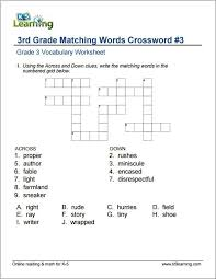 3rd grade vocabulary | Projects to Try | Pinterest | Worksheets ...