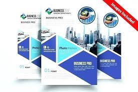 Training Flyer Templates Free Training Brochure Template Getvenue Co