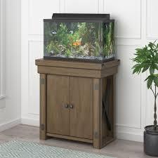 Avenue Greene Woodgate 20 Gallon Aquarium Furniture Stand - Free Shipping  Today - Overstock.com - 24355453