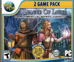 It's like being at the store and spending a long time to find the item you want most, just in game form. Amazon Com League Of Light Dark Omens Wicked Harvest Hidden Object Pc Game New Bonus Video Games