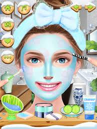 first date salon winter zoo spa makeup dress up makeover game for