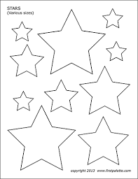 Exclusive collection of brawl stars coloring pages. Stars Free Printable Templates Coloring Pages Firstpalette Com