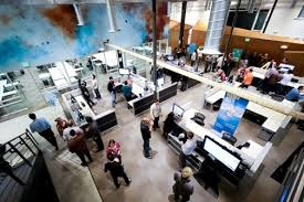 google office cubicles. google venice office cubicles t