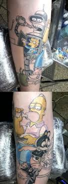 неудачные татуировки длиннопост