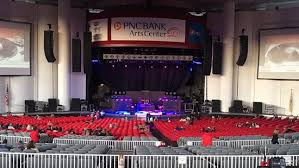 Pnc Bank Center Nj Seating Chart Pnc Arts Center Before The Show Picture Of Pnc Arts
