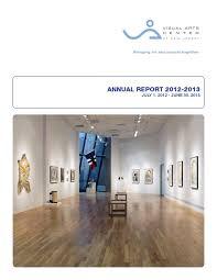 Nan Rosenblatt Interior Design Annual Report Fy2012 2013 By Visual Arts Center Of New