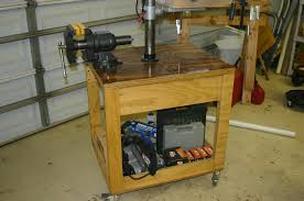 Import Small Bench Drill Press Hack  Depth Stop Modification Small Bench Drill Press