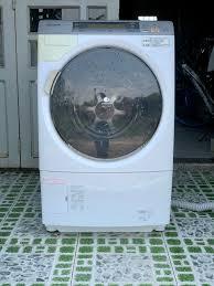 Máy giặt cũ Panasonic NA-VX7000R giặt 9kg sấy 6kg đời 2011