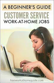 Office Jobs For Teens A Beginners Guide To Home Based Customer Service Jobs Free Work