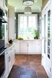 White tile flooring kitchen Classic Kitchen Kitchen Floors With White Cabinets Contemporary Kitchen Design Ideas With Brown Stone Tiles Floors Kitchen Renovation Kitchen Floors With White Veggiedayinfo Kitchen Floors With White Cabinets Black Kitchen Island Kitchen