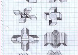 Graph Paper Drawings Easy 237460 How To Draw Flappy Bird Easy