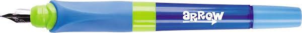 <b>Berlingo Ручка перьевая Arrow</b> со сменным картриджем цвет в ...