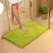microfiber bath rugs chenille bath mats