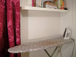 ironing board furniture. I Started Looking For A New Cover 2 Years Ago That Would Match The Rest Of Decor But Have Yet To Find Hot Pink Fits Board. Ironing Board Furniture