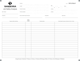 Free Job Card Template Simple Jha Form Template Shirayuki