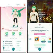 Kann sofort versandt werden VIP PTC Pokemon Account Go LV44 | 478  Legendary,1132 Shiny, 305 IV100 Pokemon Beschränkt auf die Gesellschaft.  -cafepar.com.py