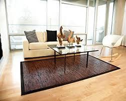 rug 7x10. anji mountain cobblestone bamboo rug 7\u0027 x 10\u0027 (amb00850710) 7x10 7