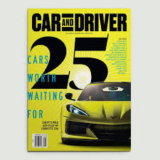 Typical pricing from new york city to most areas in florida approx. 2020 The Year In Car And Driver Magazine Covers