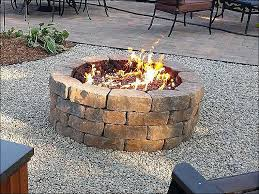 diy outdoor gas fire pit kits diy propane fire pit kit firepit