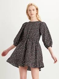 <b>Primrose Dress</b> - Black   <b>Levi's</b>® FR
