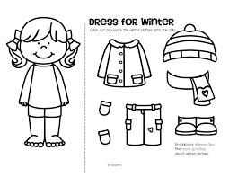 Sports Worksheets For Preschool Free Printable Sport Kids Winter ...