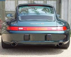 10 things you might not have known about your porsche 993 flatsixes porsche 993c4s