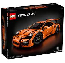 Lego Technic Porsche 911 Gt3 Rs 42056 Ebay