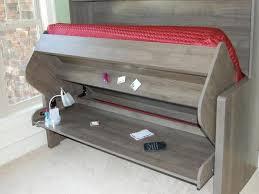 murphy bed desk combo plans designs professional jesanet com in prepare 9