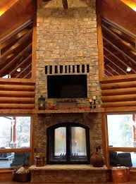 showy sided wood burning fireplace outdoor sided fireplace home design ideas in double sided fireplace
